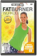 Fatburner Workout mit Nadine Kortenbruck (+ Bonus CD)