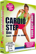 Cardio Step Box [3 DVDs]